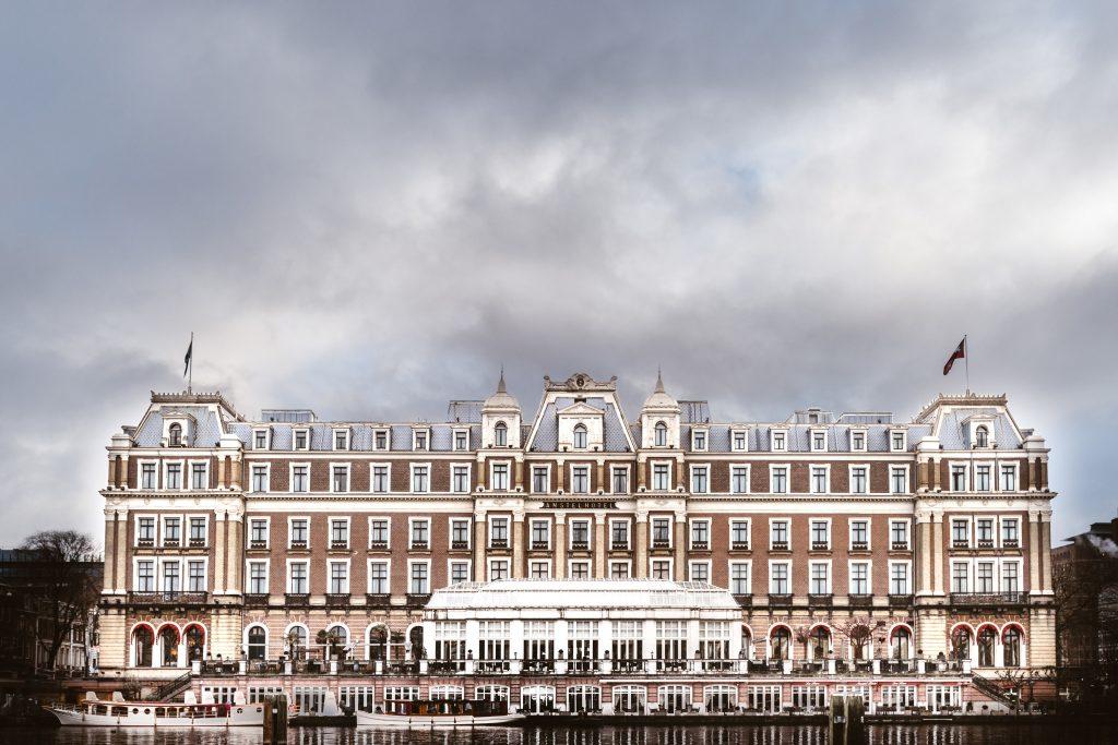Restauratie Amstel Hotel tijdens 150-jarig bestaan