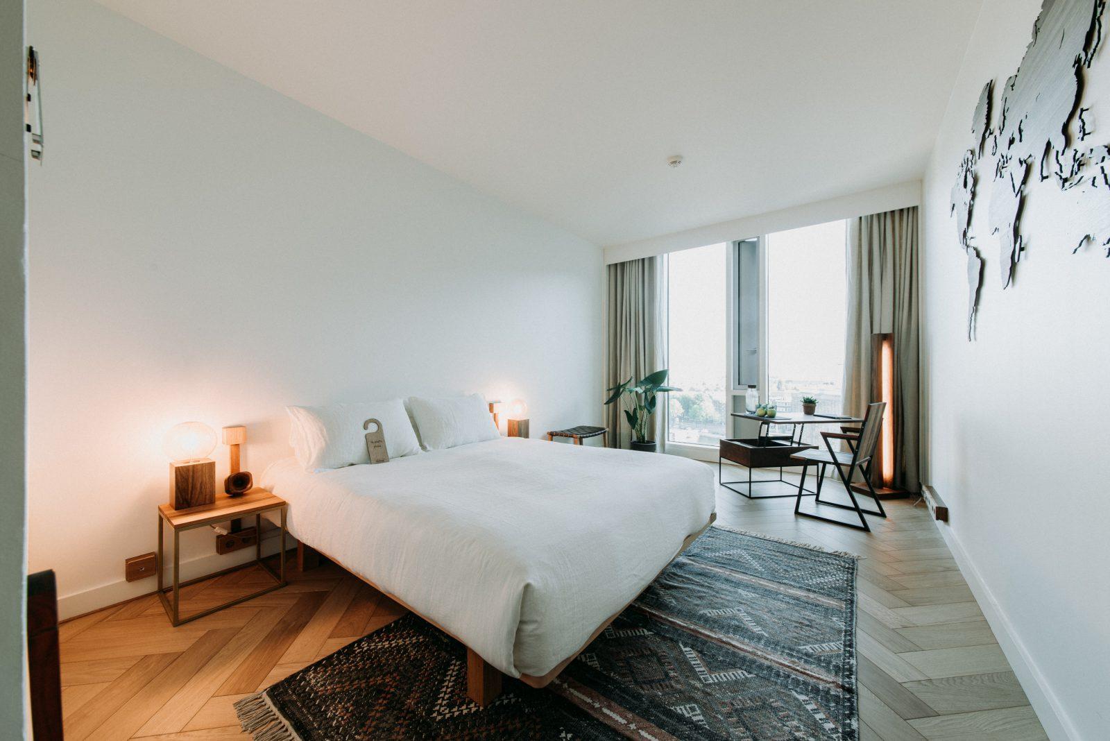 Eerste plasticvrije hotelkamer - HBMEO