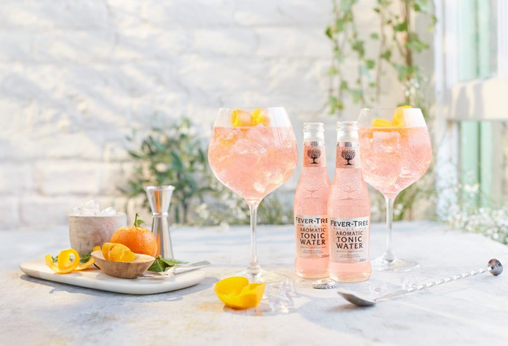 Zomertrend: Pink Drinks