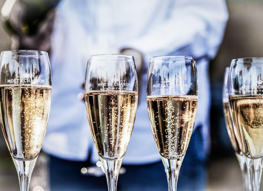 Topjaar voor champagne, ondanks de crisis
